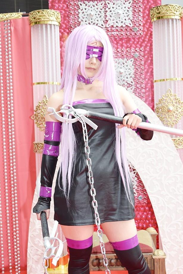 【写真20点】露出度高め!「Fate」「B★RS」「グレンラガン」のセクシーヒロインがSAKAEコスフェスに参戦