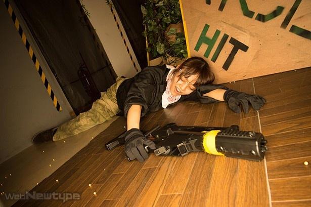 1周年記念SP!青木瑠璃子がゲスト声優とサバイバルゲームで激突!!【前編】