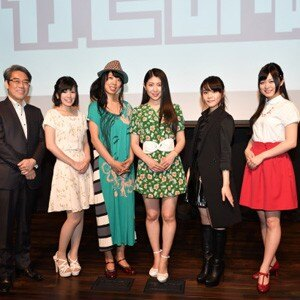 アニメを「映像×音楽」で楽しむ新アニメ音楽イベント「かどみゅ!」が開催決定
