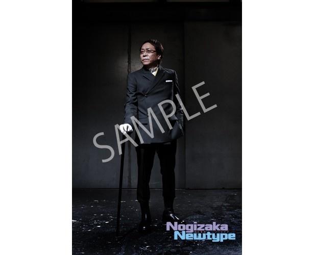 ニュータイプで連載中の「Nogizaka Newtype」。今回は松村沙友理&佐々木琴子が堀内賢雄の撮影をプロデュース!