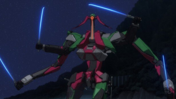 TVアニメ「クロムクロ」第11話先行カットが到着!