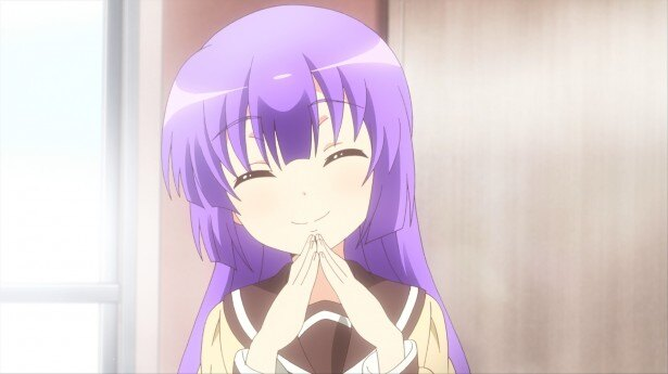 TVアニメ「三者三葉」第10話先行カット&あらすじが到着。クリスマスに誕生日を迎えるのは誰!?