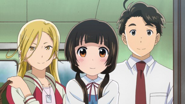 TVアニメ「くまみこ」第11話先行カット公開!