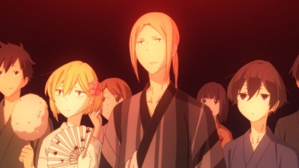 「田中くんはいつもけだるげ」第10話場面カットが到着!