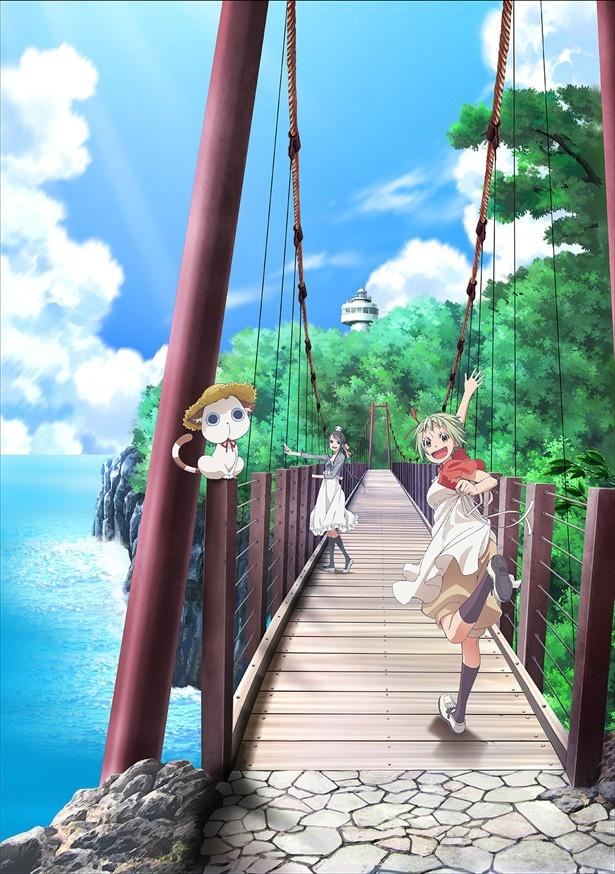TVアニメ「あまんちゅ!」BDは9月28日からリリース。初回限定で天野こずえ描き下ろしBOXが付属