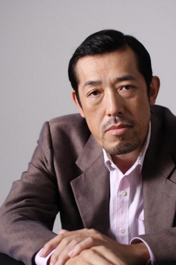 ドラマタイトルにもある「徳山大五郎」を演じることになった嶋田久作