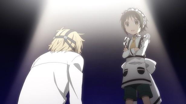 「少年メイド」第10話先行カット到着。円がまた猫を拾ってきて…