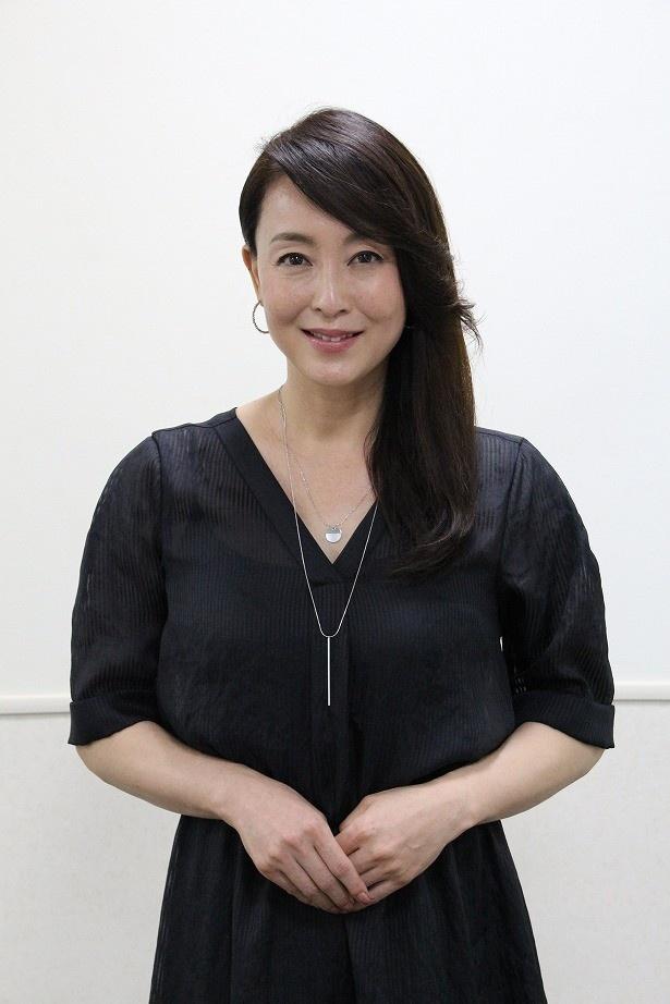 床嶋佳子が「警視庁・捜査一課長」で共演するネコについて語る!