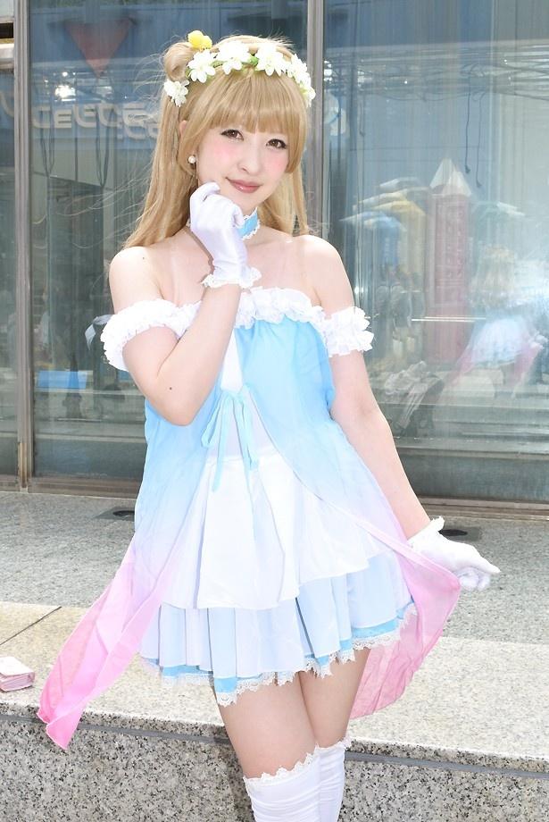 【写真20点】チャイナドレスやアニマル衣装も魅力的!「ラブライブ!」コスプレ美女がコスフェスTDCに集結