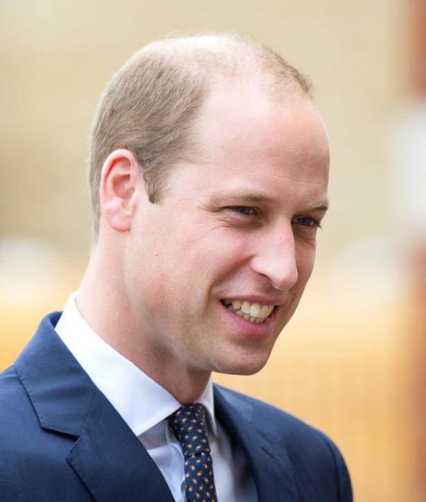 ゲイ雑誌に掲載が決まったというウィリアム王子