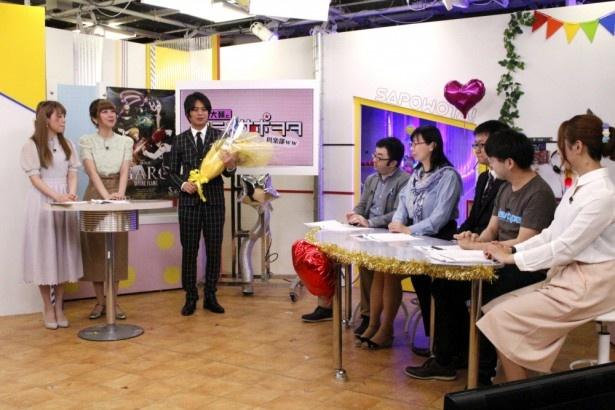 寂しいけど…「アニサポ」最終回。浪川さんのキャスター姿ひとまず見納め!