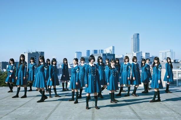 「TOKYO IDOL FESTIVAL 2016」初出演が決まった欅坂46