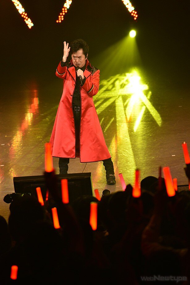 水木一郎&水樹奈々のWミズキが初共演で「Z」!「スパロボ」25周年イベントレポート