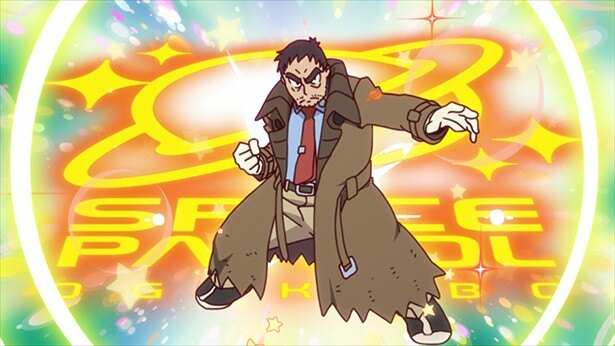 放送直後の「宇宙パトロールルル子」第12話ネタバレカット解禁!