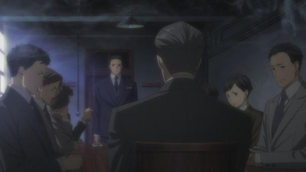 TVアニメ「ジョーカー・ゲーム」最終回先行カットが到着!