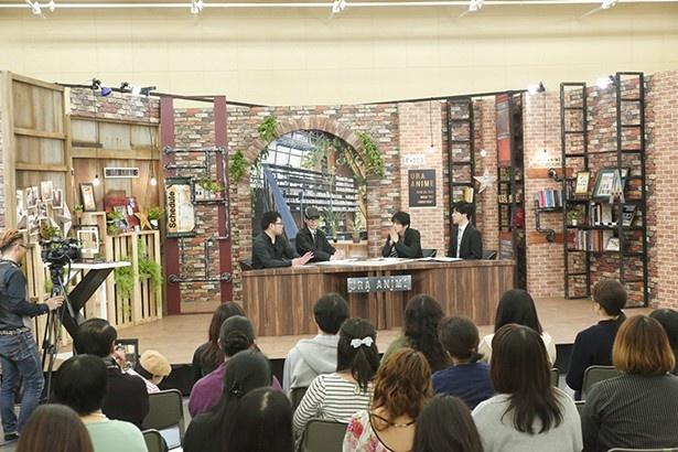 AT-X新番組「裏アニメ」津田健次郎インタビュー
