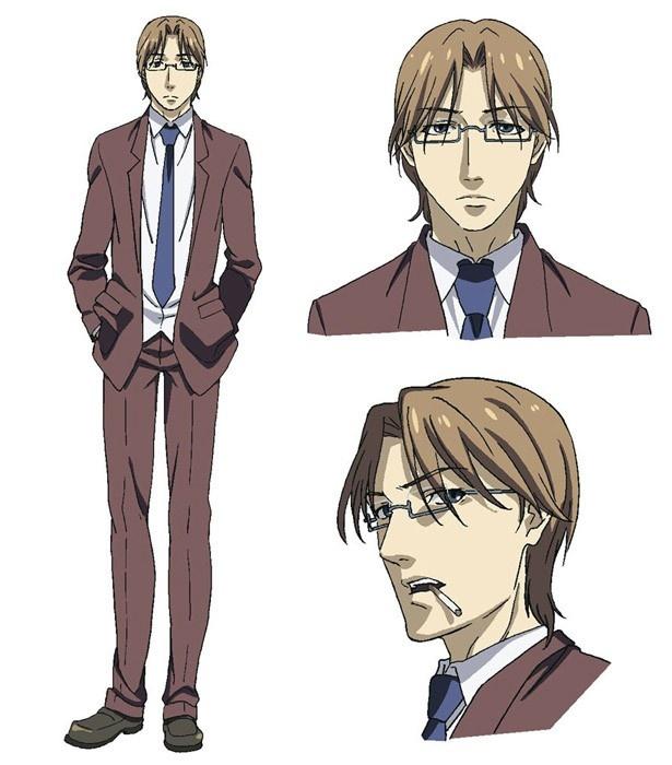 夏アニメ「タブー・タトゥー」PV第2弾が解禁。イジーの腹心・トムを演じるのは杉田智和