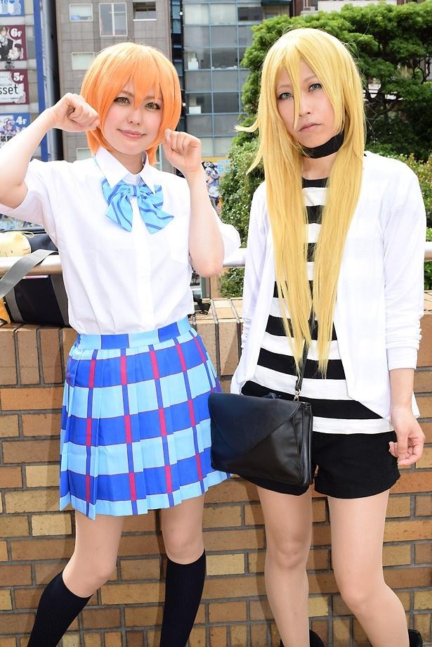 【写真20点】「ラブライブ!」からセクシーなオリジナル衣装まで!コスプレ美女で「acosta!」が大にぎわい