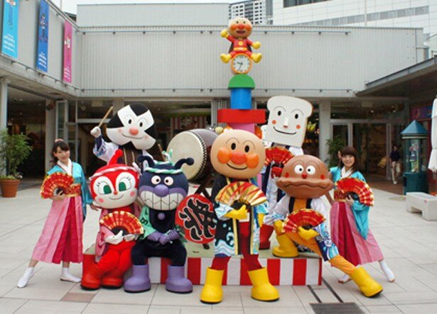 夏休みは横浜アンパンマンこども...