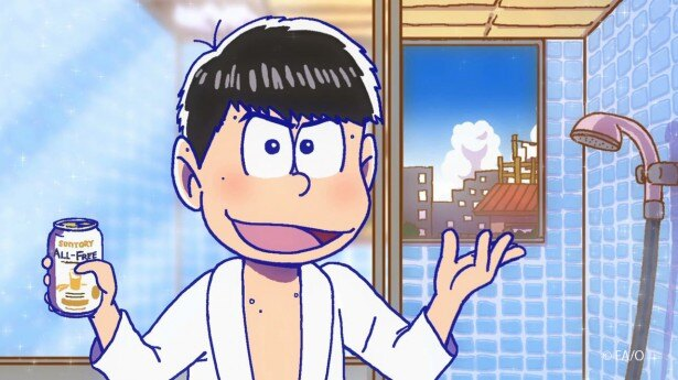 あの6つ子たちが帰ってくる!?  「オールフリー」CPでおそ松さんオリジナル新作動画公開!