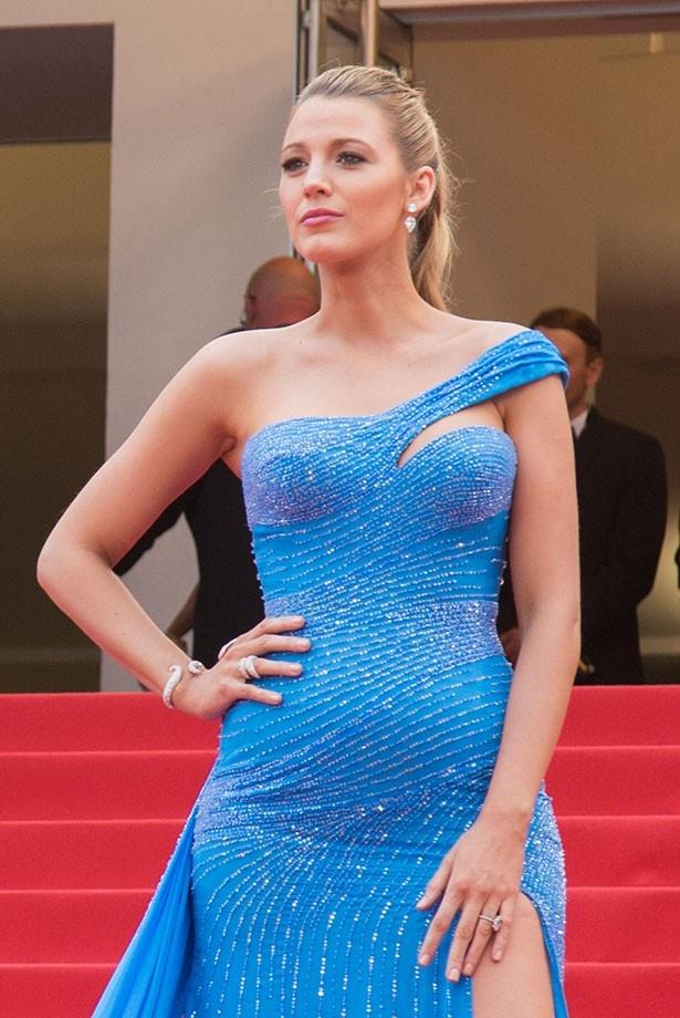 レッドカーペットの女王と呼ばれた今年のカンヌ国際映画祭でのブレイク・ライブリー
