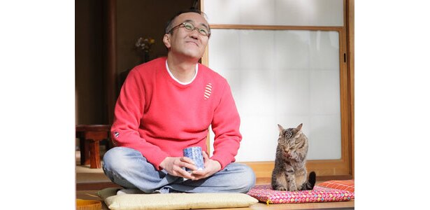 本作「ぬくぬく」は、愛猫しまと山田さんの心温まる物語