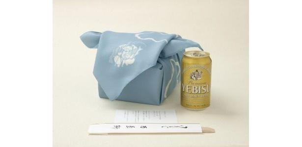 ヱビスビールと「ヱビス亭 暑中乃膳」で旅をおいしく