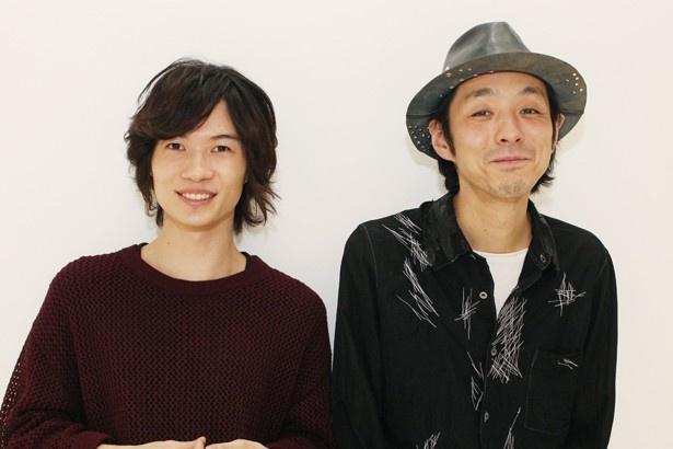 『TOO YOUNG TO DIE! 若くして死ぬ』の宮藤官九郎監督と神木隆之介が対談!