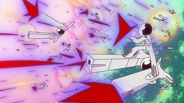 「宇宙パトロールルル子」最終回先行カット到着。キャスト出演トークイベント&フィギュア情報も解禁!