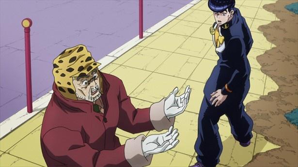 「ジョジョの奇妙な冒険 ダイヤモンドは砕けない」第13話先行カットが解禁!