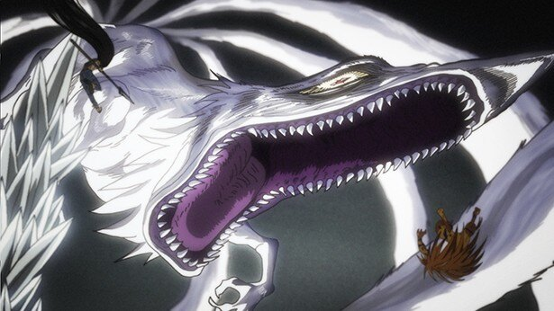 TVアニメ「うしおととら」第39話先行カットが到着。最終決戦に挑む2人!