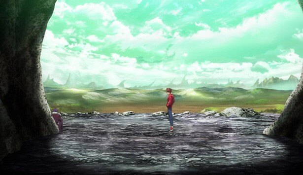 TVアニメ「エンドライド」第13話「軌跡」先行カット到着!