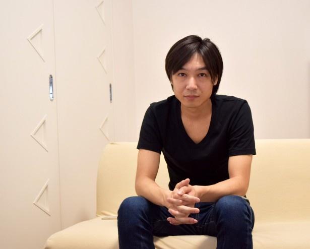 """ロック界の""""レジェンド""""氷室京介に密着した郭智博"""