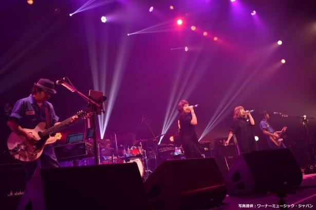 7月3日(土)にWOWOWライブでPUFFYの最新ライブの模様を放送!