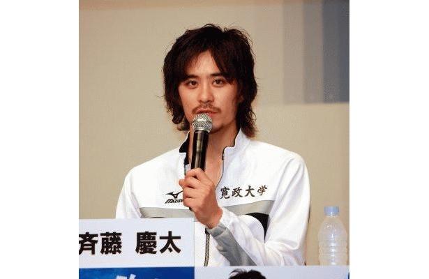 「走っていたら全体的に細くなっていった」と言っていた斉藤慶太