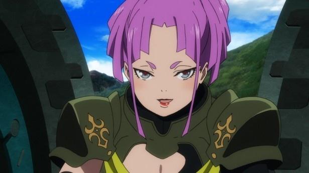 TVアニメ「クロムクロ」第14話先行カットが到着!