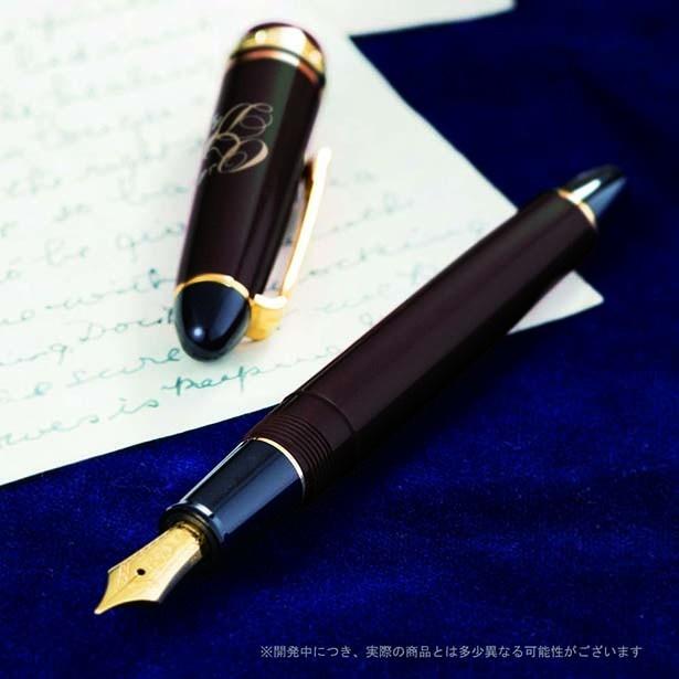 太宰治をモチーフにした「文豪ストレイドッグス」万年筆が登場