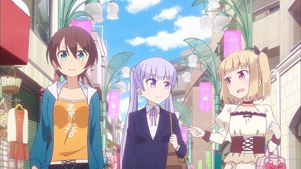 TVアニメ「NEW GAME!」第1話先行カットが到着。青葉の社会人生活が始まる!