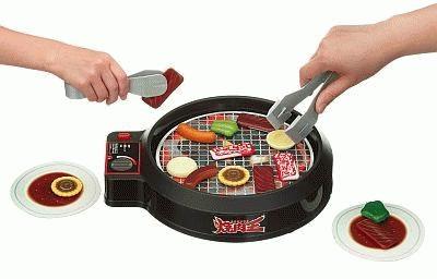 みんなが大好きな焼肉が何度も楽しめる!? 「お肉バンバン取り合いゲーム 焼肉王」
