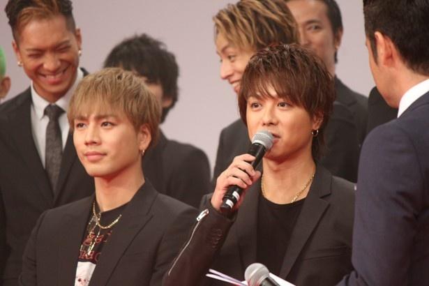 TAKAHIROの「女好きではないです」発言に対し、会場から大ブーイング!?