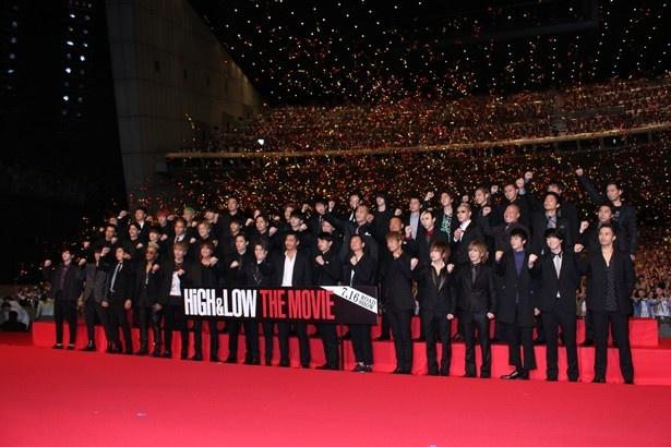 総勢50名が登壇したイベントは大盛り上がりを見せた!