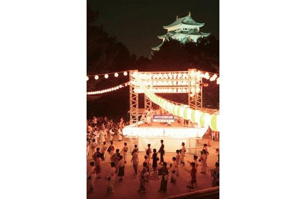 名古屋城宵まつり