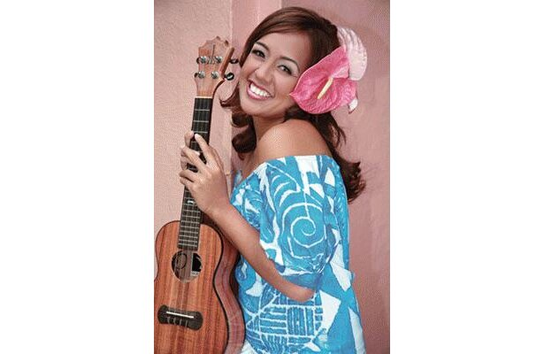 ハワイの歌姫・ライアテア・ヘルム