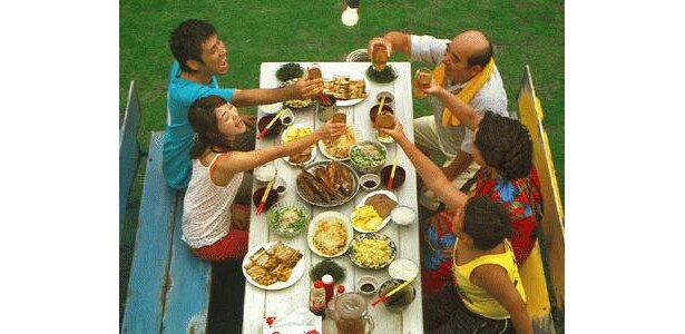 おいしそうな料理の数々。これだけでも沖縄に行きたくなる!?