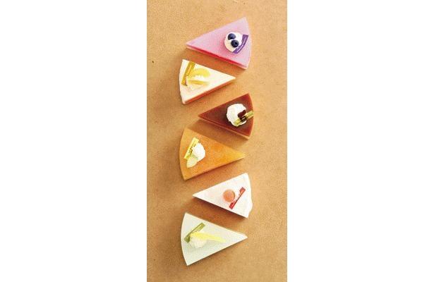 ケーキソープ(¥1365/100g)は香りも種類によって異なる