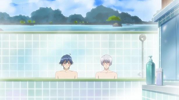 「美男高校地球防衛部LOVE!LOVE!」第1話先行カット到着。放送直前の最新キービジュアルも!