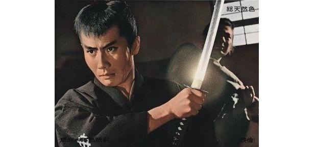 伝説の映画スター、市川雷蔵をスクリーンで観られるチャンス!