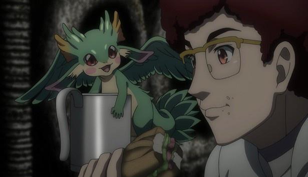 TVアニメ「エンドライド」第14話の先行カット到着!エミリオを立ち直らせるには…!?