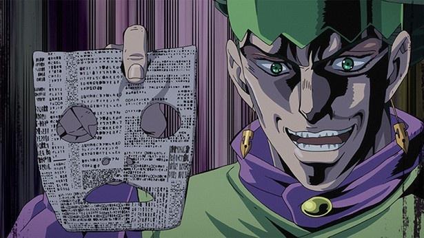 「ジョジョの奇妙な冒険 ダイヤモンドは砕けない」第15話先行カットが解禁。露伴の前に予期せぬ人物が!
