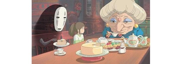 アカデミー賞アニメーション部門受賞の『千と千尋の神隠し』